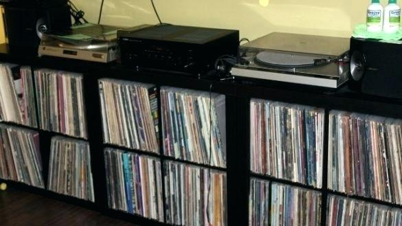 What are the Best way to store vinyl records
